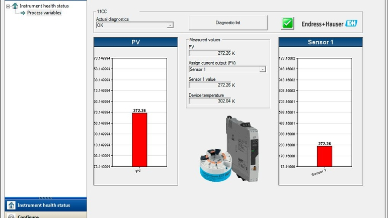 Plant Asset Management systems (e.g. Emerson AMS - Asset Management Solution) use DD/EDD technology.