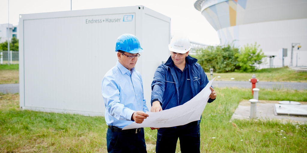 Analytical monitoring stations are engineered for the highest operational safety and functionality
